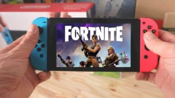 Fortnite : un document officiel de l'E3 leaké confirmerait sa sortie sur Nintendo Switch