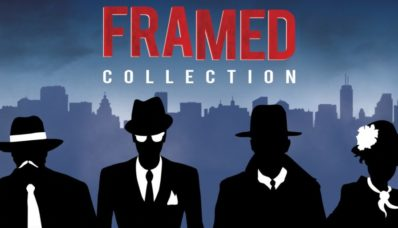 Jeu Framed Collection sur Nintendo Switch : artwork du jeu