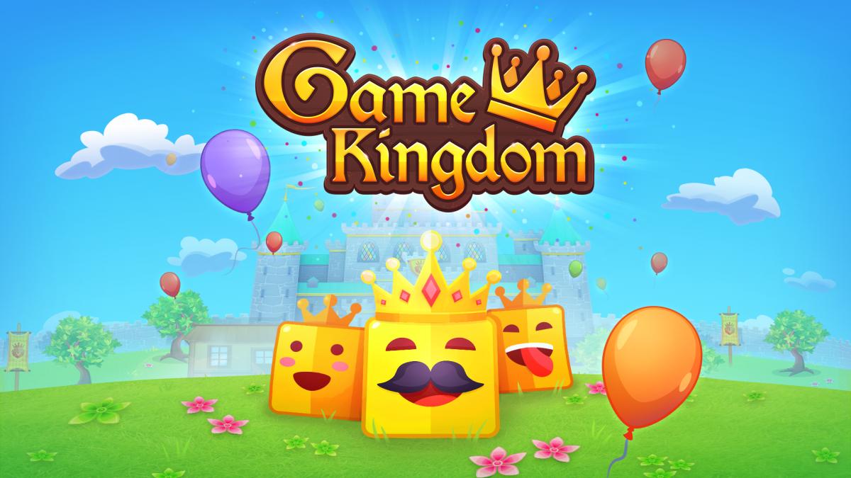 Jeu Game Kingdom sur Nintendo Switch - artwork du jeu