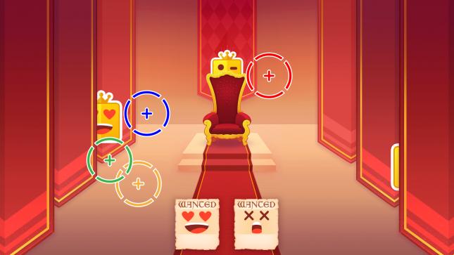 Jeu Game Kingdom sur Nintendo Switch - screenshot d'un des mini jeux