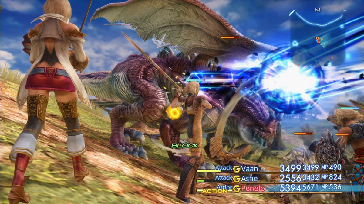 Une demie heure de gameplay pour Final Fantasy XII: The Zodiac Age