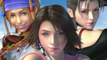 Un avant goût en off-screen de Final Fantasy X-2 HD Remaster