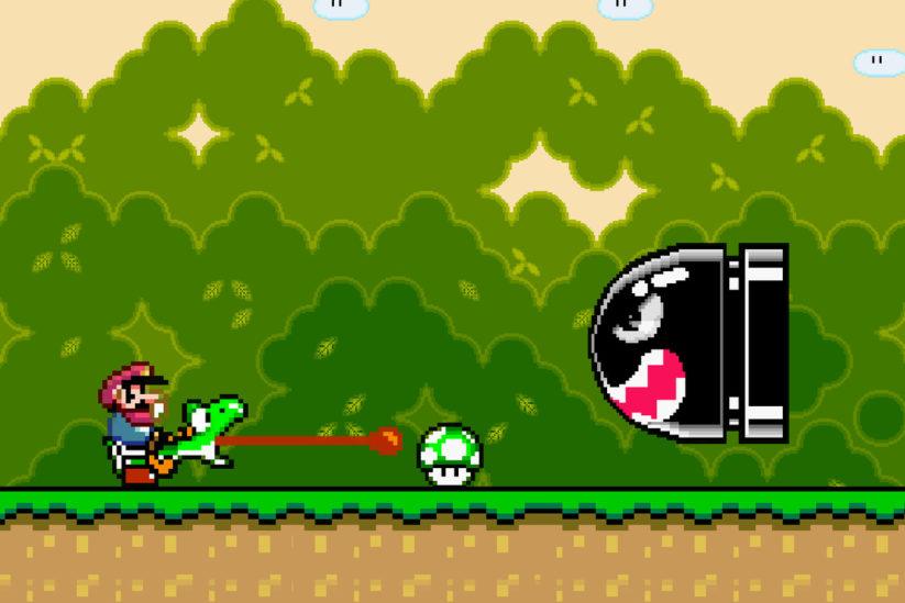 Games history – histoire du jeu de plateformes : Super Mario World (1991)