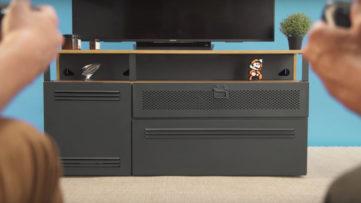 Geeko, le meuble TV ultime pour les geeks et gamers