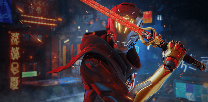 Jeu Ghostrunner sur Nintendo Switch - DLC Metal Ox