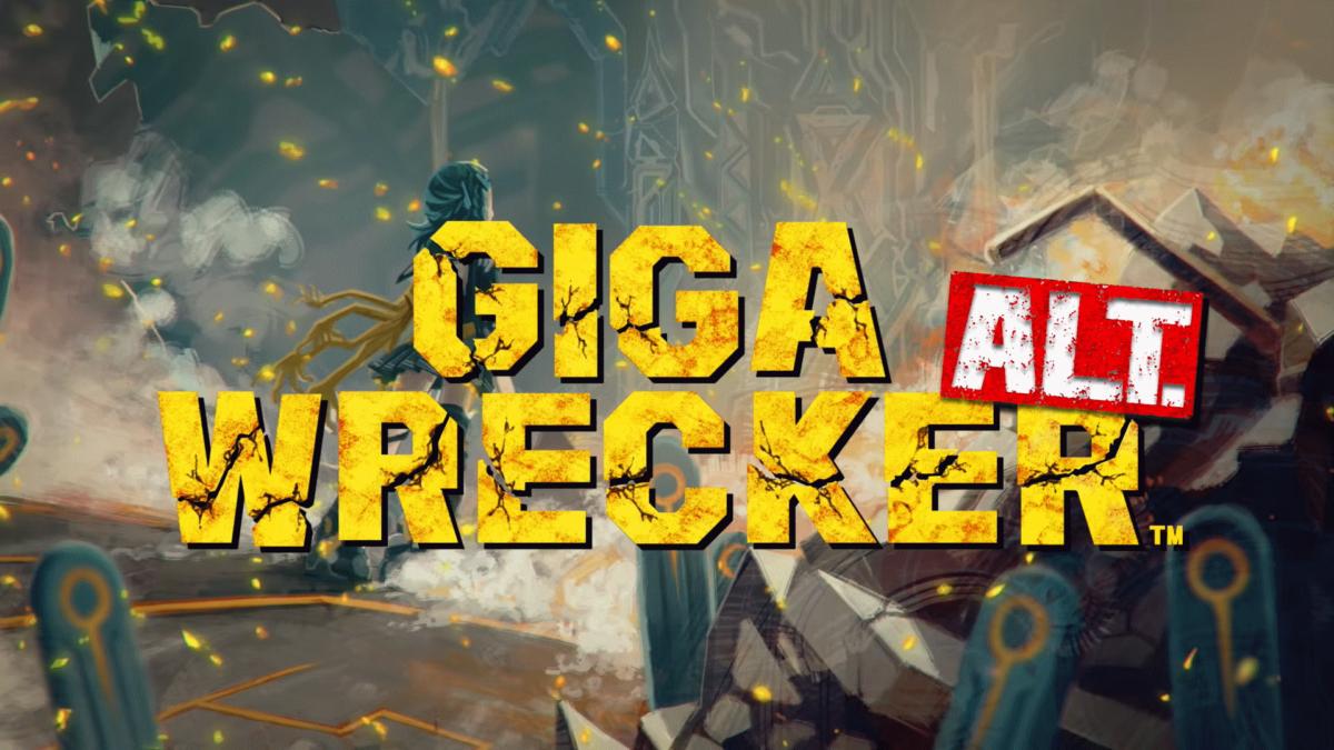 La version boite de Giga Wrecker Alt. bientôt en pré-commande chez Limited Run Games