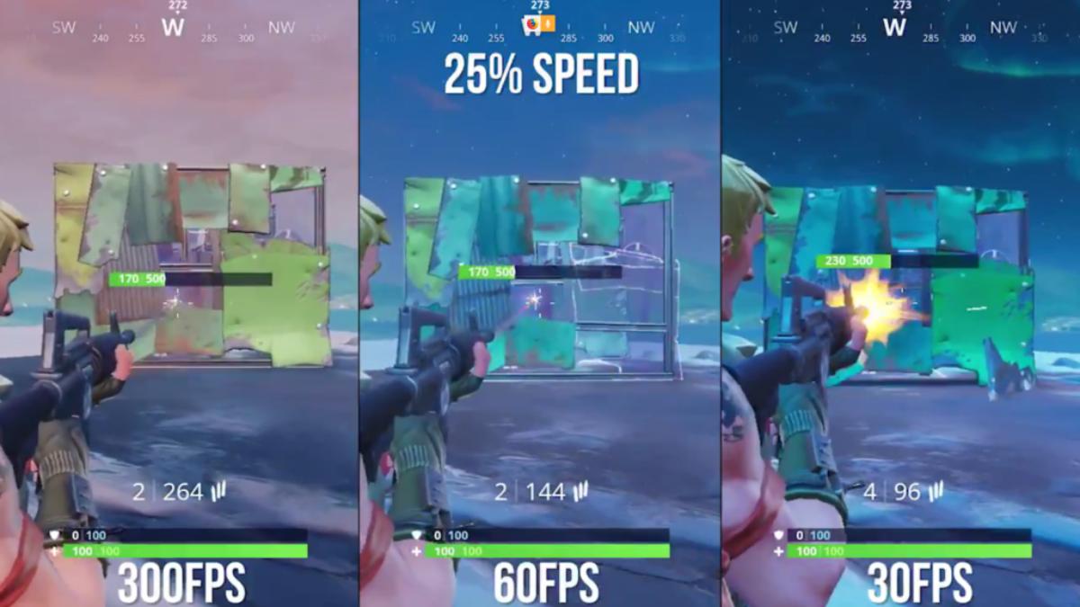 Un glitch dans Fortnite réduit les dégâts faits par les joueurs sur Nintendo Switch