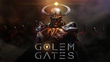Découvrez les premières minutes de gameplay de Golem Gates