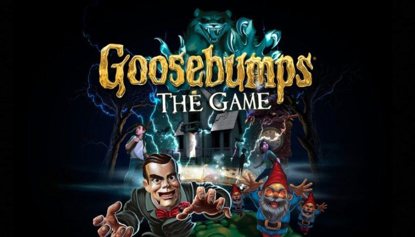 Goosebumps arrive sur Switch en octobre