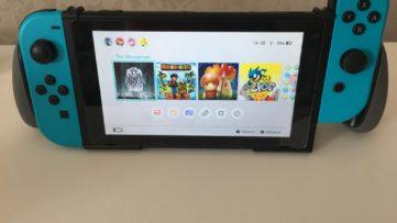 Accessoire GoPlay de BigBen pour Nintendo Switch : les Joy-Cons restent accessibles