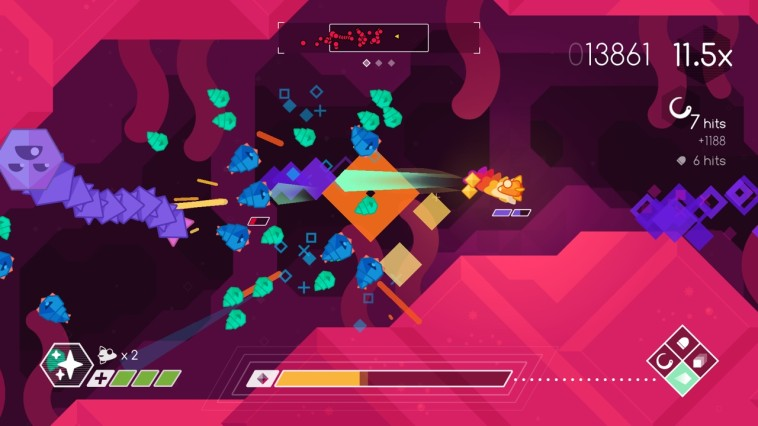 Image du jeu Switch Graceful Explosion Machine (GEM)