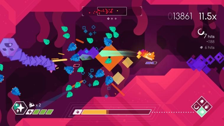 Image du jeu Switch Graceful Explosion Machine (GEM)