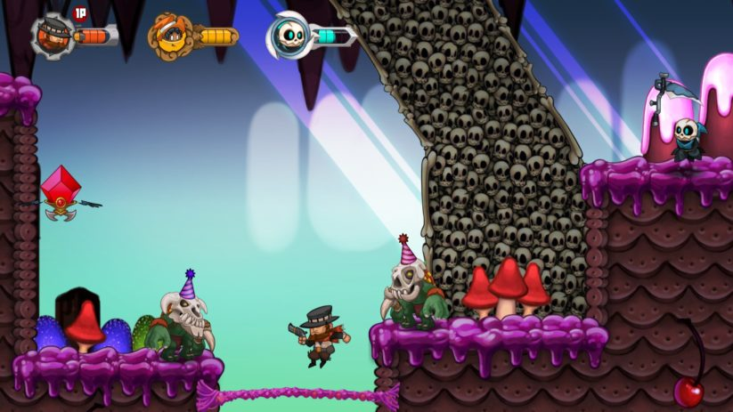 Image du jeu Grave Danger : Ultimate Edition sur Nintendo Switch