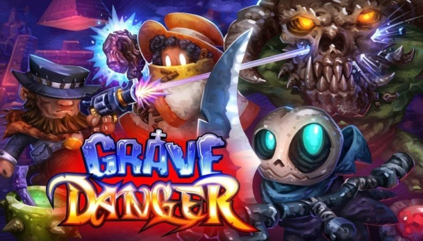 Cover du jeu Grave Danger sur Nintendo Switch