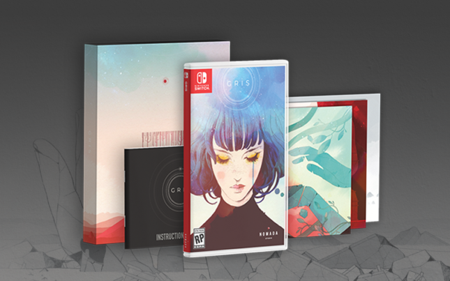 Gris, stand alone version