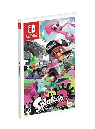 Splatoon 2 : le guide ultime officiel Nintendo est en précommande !