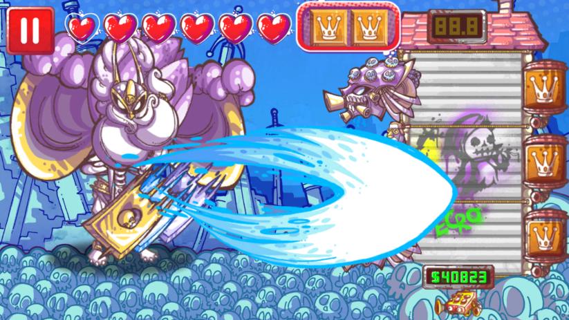 Image du jeu Gunhouse sur Nintendo Switch : 3