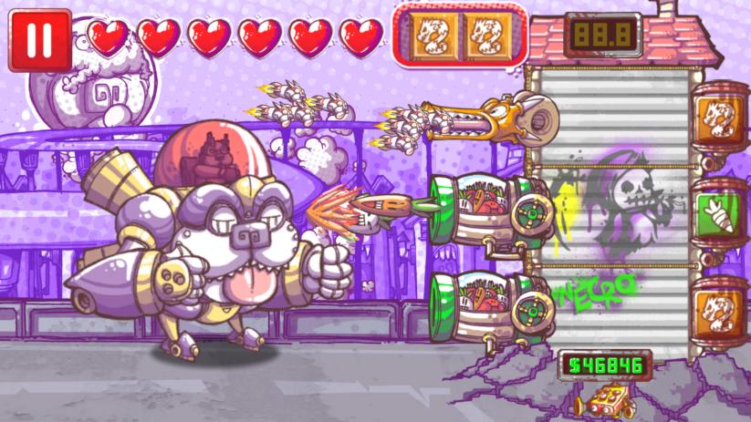 Image du jeu Gunhouse sur Nintendo Switch : 5