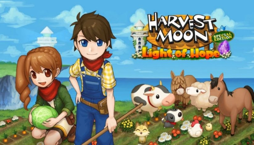 Harvest Moon : Light of Hope - Special Edition sera disponible en Mai