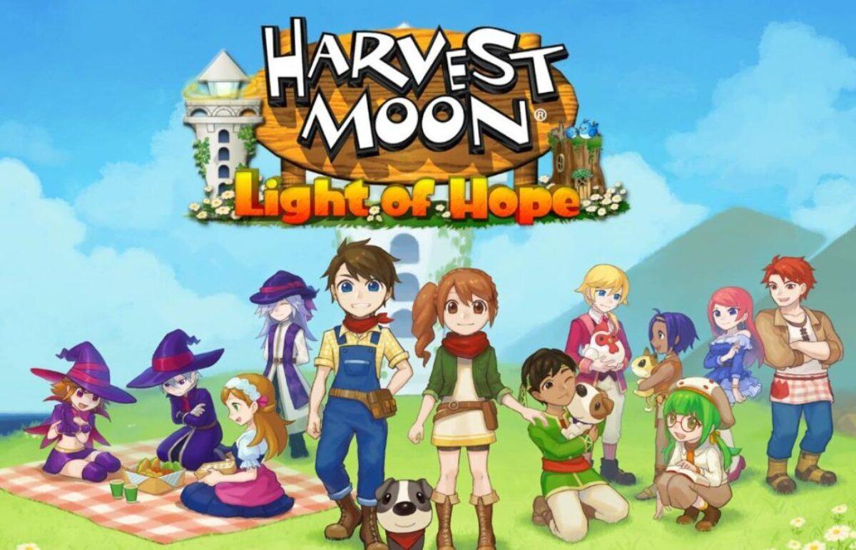 Image du jeu Harvest Moon : Light of Hope sur Nintendo Switch