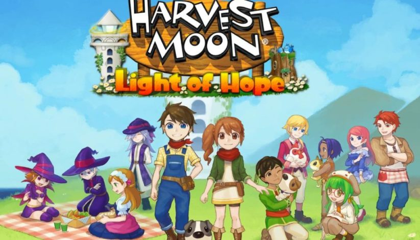 Image du jeu Harvest Moon : Light of Hope sur Nintendo Switch
