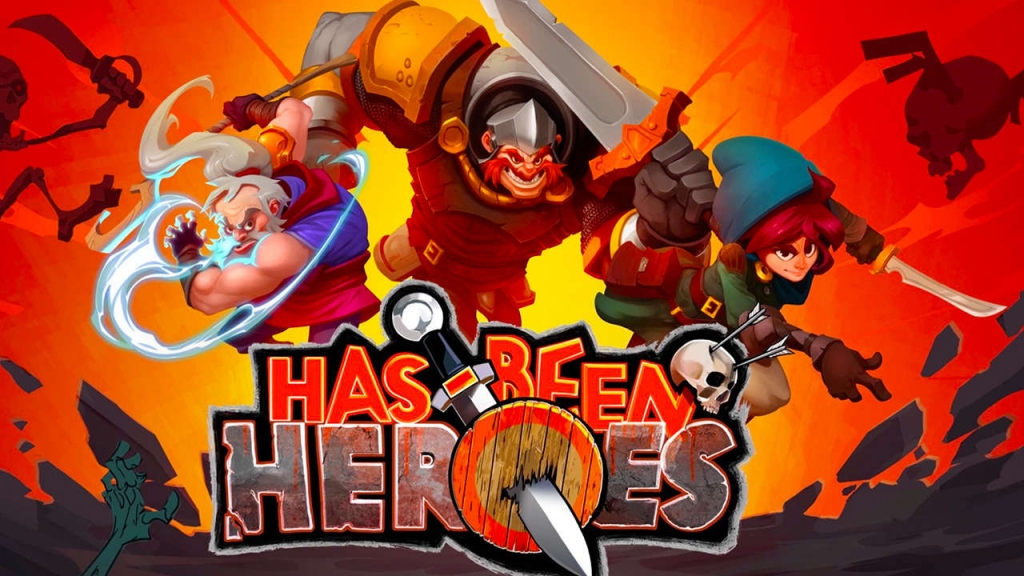 Jeu Nintendo Switch Has Been Heroes : sortie le 4 avril 2017