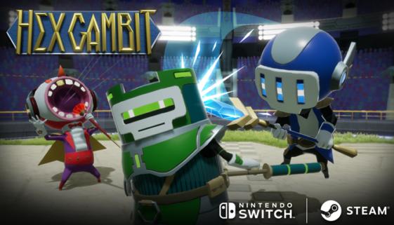 Hex Gambit