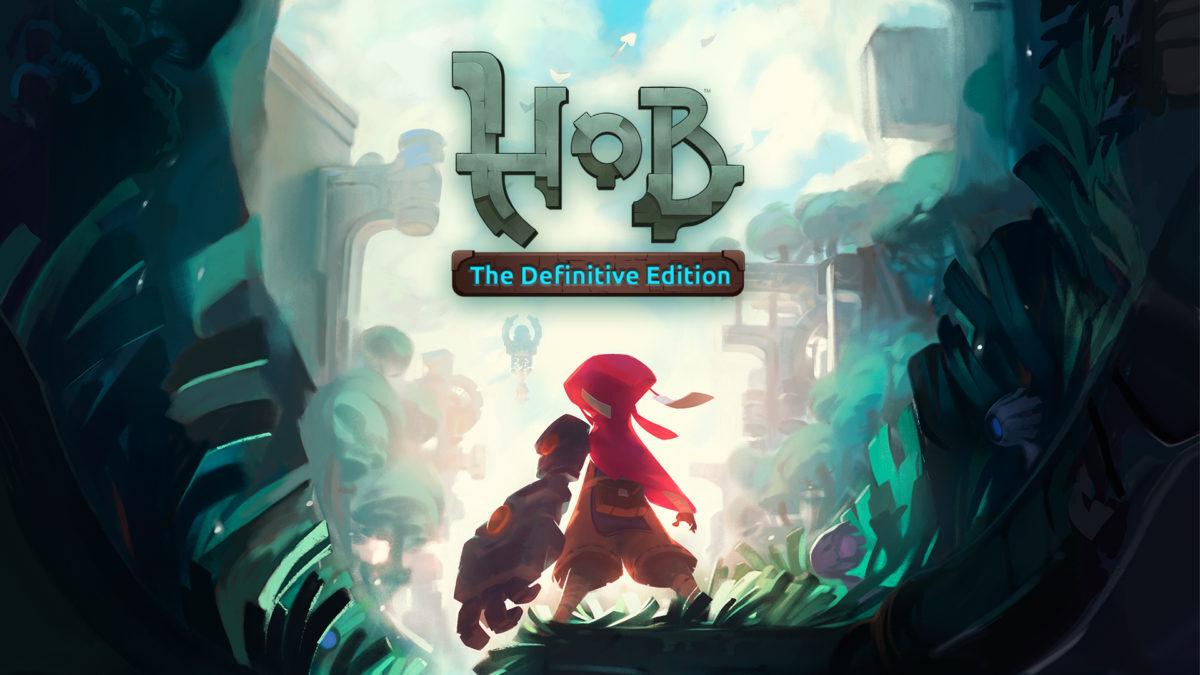 Panic Button portera Hob: The Definitive Edition sur la Nintendo Switch