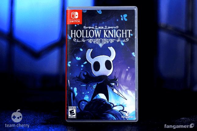 Hollow Knight aura enfin une version boite (standard et collector) grâce à FanGamer