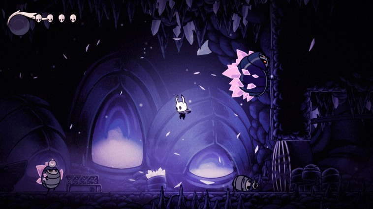 Image du jeu Hollow Knight sur Switch