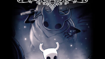 Jaquette du jeu Hollow Knight sur Switch