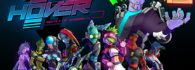 Jeu Hover : Revolt Of Gamers sur Nintendo Switch : artwork