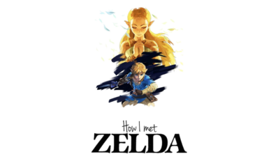 How I met Zelda, une BD de fan autour de Zelda Breath of the Wild