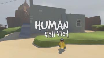 Jeu Human Fall Flat sur Nintendo Switch : une mise à jour ajoutant le multijoueur à 8 arrive en aout