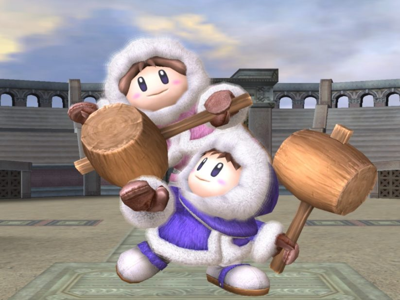 Ice Climbers, le grand retour sur Nintendo Switch ?