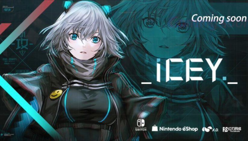 Icey sera disponible dans le courant du mois de mai