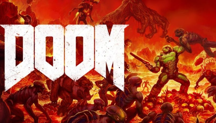Doom : 15 minutes de gameplay en français