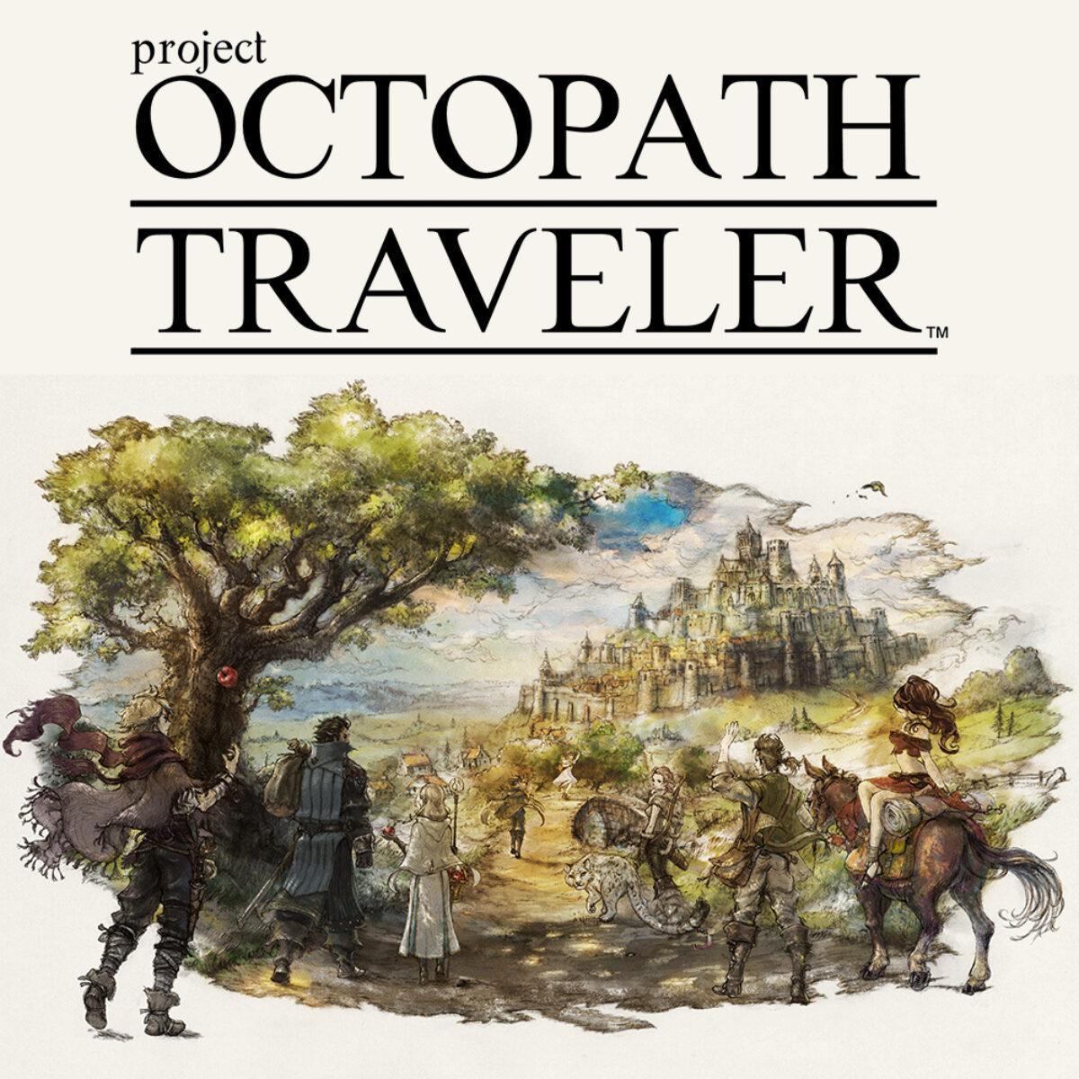 Octopath Traveler, 8 destinées entremêlées