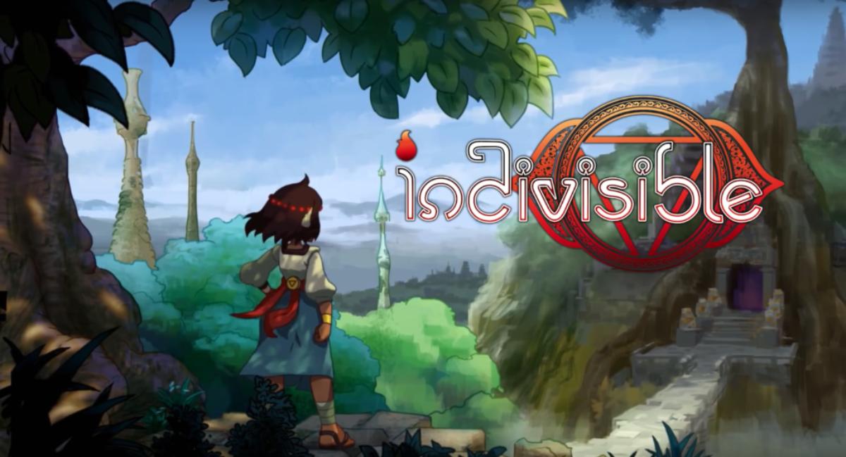 Jeu Indivisible sur Nintendo Switch : artwork du jeu