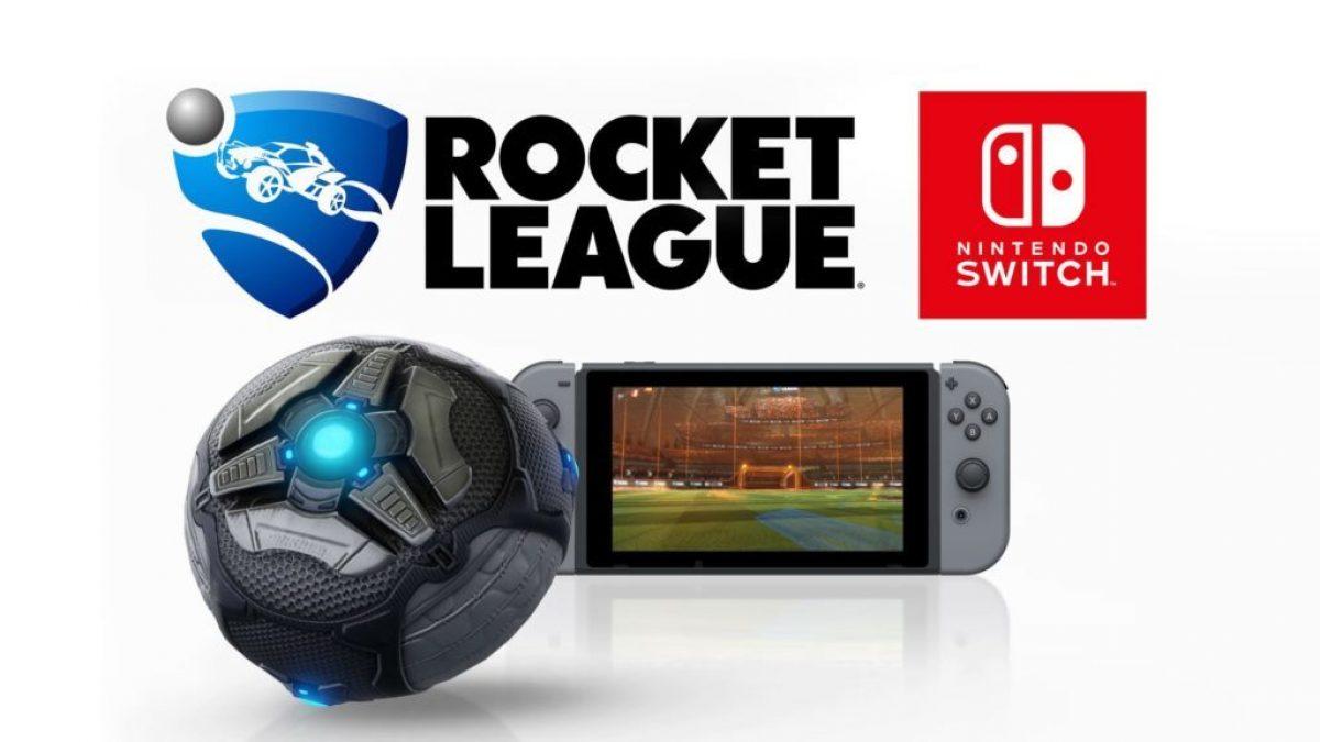 Rocket League : toutes les informations de la version Switch