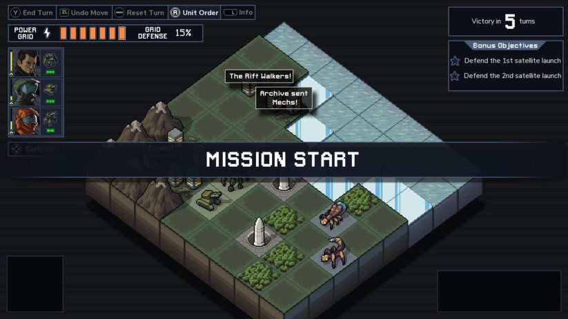 Review : Into the Breach (Switch) - c'est parti pour la bataille