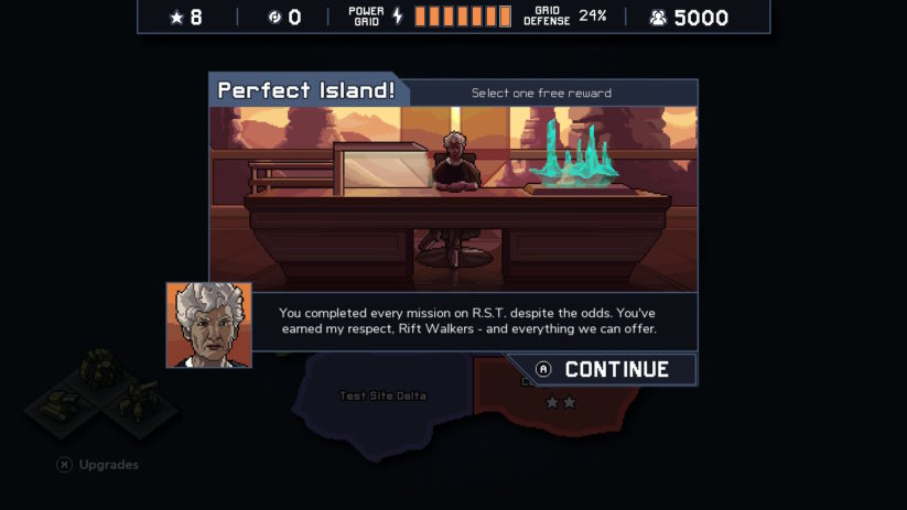 Review : Into the Breach (Switch) - Ile Parfaite