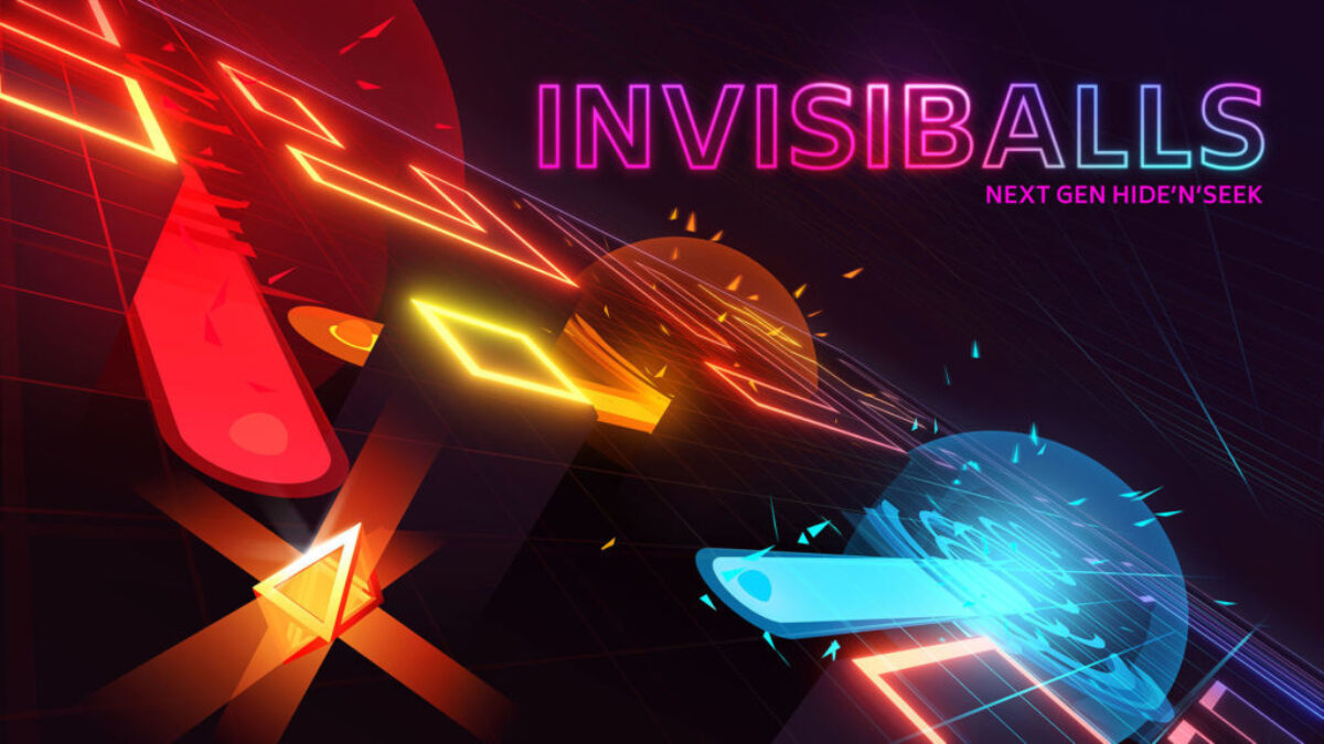 Jeu Invisiballs sur Nintendo Switch : artwork