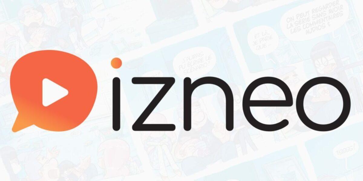 L'appli izneo est disponible gratuitement sur l'eShop depuis le 28 février