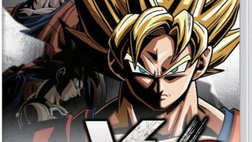 Jaquette du jeu Dragon Ball Xenoverse 2 sur Switch