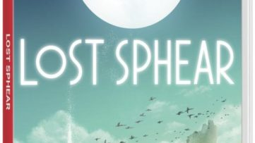 Jaquette du jeu Lost Sphear sur Nintendo Switch