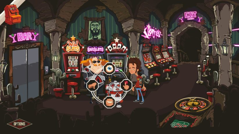 Jeu Jengo sur Nintendo Switch : casino