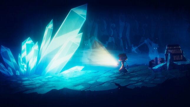 Jeu Jenny LeClue - Detectivu sur Nintendo Switch : les effets de lumière sont magnifiques