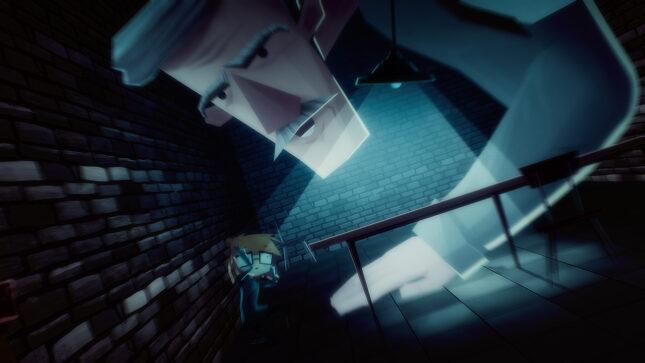 Jeu Jenny LeClue - Detectivu sur Nintendo Switch : il y aura quelques moments d'angoisse