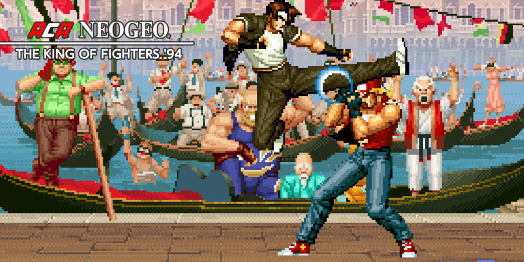ACA NEOGEO The King of Fighters '94 sur l'eShop Nintendo Switch